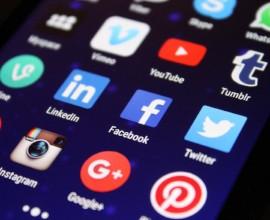 social media vierkant